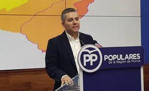Jesús Cano: «El PSOE impone el cierre del Trasvase con la revisión de la Ley del Memorándum»