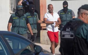 Al menos dos detenidos en una redada antidroga en el Puerto de Mazarrón