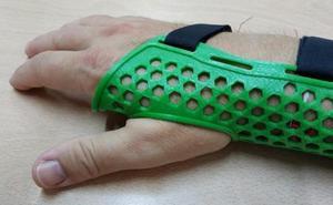 La UPCT desarrolla adaptadores de juguetes para discapacitados con impresoras 3D