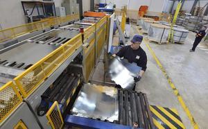 La Región, segunda comunidad en la que más subió la facturación industrial en el primer semestre del año