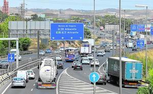 La propuesta de cobrar un peaje en las autovías genera «preocupación» entre los transportistas