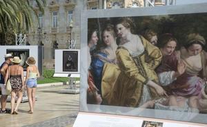 El Museo del Prado en las calles de Cartagena