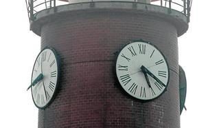 Tiempo muerto en la estación