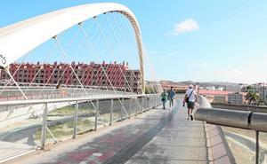 Alumnos de un programa de empleo restaurarán la pasarela Miguel Navarro de Lorca