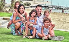 José Miguel Luengo: «Soy el cocinero de mi peña, 'Los Escandalosos'»
