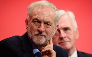 El plan de Corbyn contra el 'brexit' duro divide a los diputados europeístas