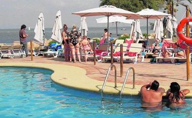 Los hoteles de la Costa Cálida llegan al 80% de ocupación en julio