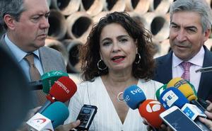 La ministra de Hacienda critica las «diferencias fiscales» entre regiones