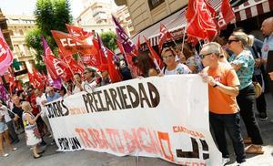 Los sindicatos llaman a la huelga en la hostelería en septiembre «para exigir un convenio digno»
