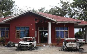 Los murcianos en Myanmar están «bien de ánimo» y a la espera de un vuelo para salir del país