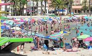 Los hoteles de la costa regional encaran casi llenos el puente festivo