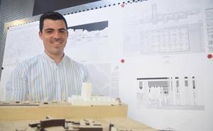 Un alumno de la UPCT diseña el primer centro de epilepsia de España para La Arrixaca
