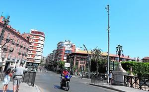 Otras cincuenta cámaras ayudarán a agilizar el tráfico en trece cruces de Murcia