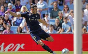 Bale luce en el Madrid más serio