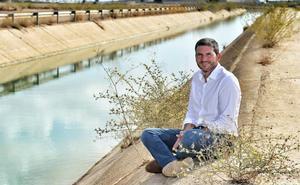 Antonio Luengo: «Hay que separar el agua y el Mar Menor de la política»