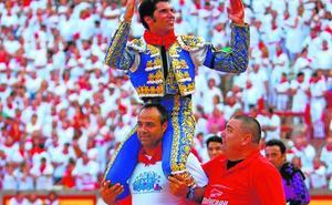 Cayetano, el gran atractivo de la corrida de Cieza tras su triunfo en Pamplona