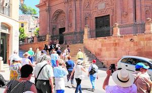 El turismo local en Lorca se duplica en julio respecto a 2018
