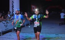 José Antonio Agüera y Ana Isabel Cánovas se hacen con el séptimo Burro Trail
