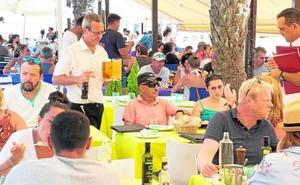 El bajo consumo del turista nacional impide a la hostelería hacer su agosto