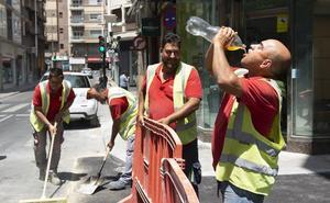 Las muertes por calor se multiplicarán por diez en la Región si no se toman medidas