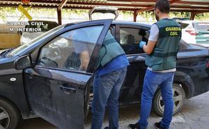 Detenida una pareja dedicada a cometer robos con violencia en Cieza