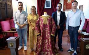 Descubren que la túnica del Cristo del Prendimiento de la Hermandad del Carmen de Mula fue obra de Salzillo
