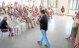 Los vecinos de Los Urrutias exigirán a Castejón mejorar servicios y «no solo playas»