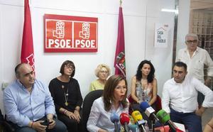 El PSOE expulsa del partido a Castejón y sus concejales por el pacto de gobierno con PP y Cs