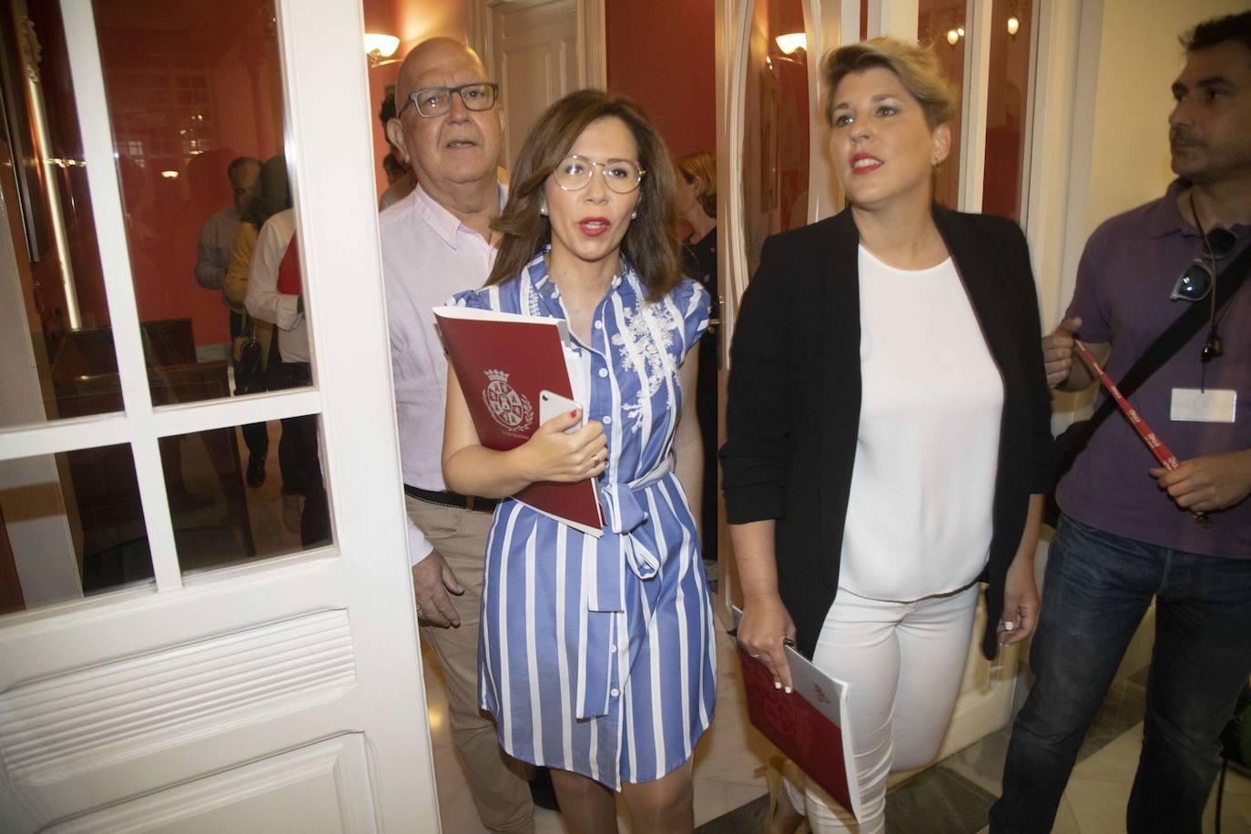 Arroyo: «La estabilidad de Cartagena está garantizada durante esta legislatura»