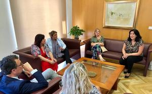 La OMEP estrecha lazos con el Ayuntamiento de Murcia para desarrollar nuevos proyectos