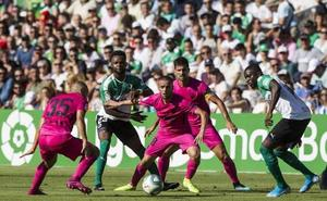 El Racing impugna el partido ante el Málaga