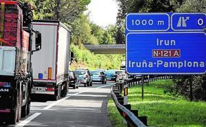 El G7 cambia la ruta de medio millar de camiones murcianos