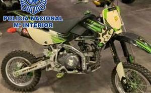 Detenido un menor de edad en Murcia por robar las motos que presuntamente iba a comprar