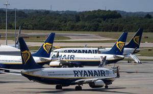 Ryanair despedirá hasta a 512 trabajadores en España tras el cierre de cuatro bases