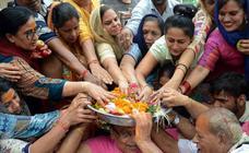 Adoración hindú