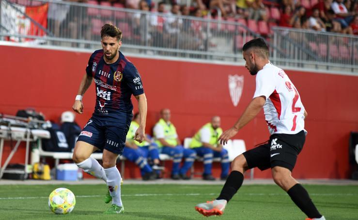 Sevilla Atlético - Yeclano Deportivo, Segunda B 2019/20