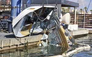 Herido grave un operario de mantenimiento por la explosión de un barco en Lo Pagán