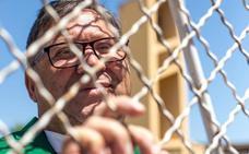 Joaquín Sánchez: «El Papa Francisco me salvó de que me echaran de la Iglesia»