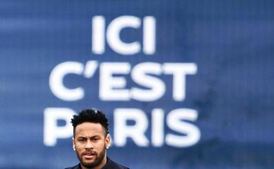 Neymar, esperando una respuesta del PSG para salir del laberinto
