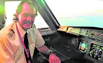 «Sentí una explosión y el asiento salió disparado», relata un piloto que logró eyectarse de un C-101