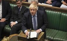 Johnson se rinde también en la Cámara de los Lores