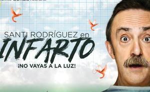 Teatro con Santi Rodríguez y cine, entre los planes para este miércoles en la Feria