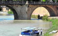 Una feria conectada por el río