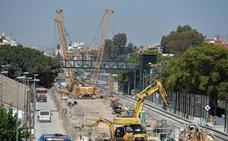 Adif autoriza el gasto para hacer las obras en los colectores del trazado del soterramiento