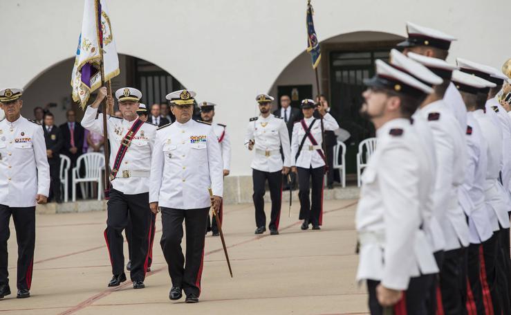 La Fupro de la Armada dice adiós a Cartagena