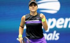 Andreescu aparta a Serena de Margaret Court