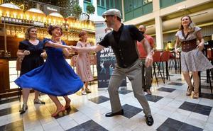 El swing, ritmo contagioso que invadirá Murcia