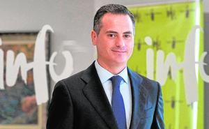 Diego Rodríguez-Linares: «Se prevé una ralentización de la economía, pero soy optimista»