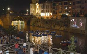 Cine junto al río, la inauguración del Campamento Medieval y otros planes para este lunes