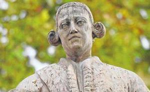 Comienzan las obras de restauración del monumento al conde de Floridablanca